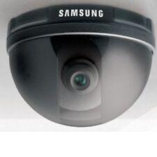 SAMSUNG BLACK SCC-B5305P FIXED DOME COLOUR DIGITAL CAMERA CCTV