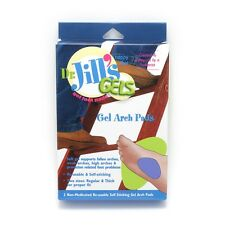 """Dr. Jill's Gel Arch Pads - 1/4"""" Thick"""