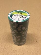 25pc Poker Chips 11.5 Gram Green $25 Poker Chips w/ Free Shipping