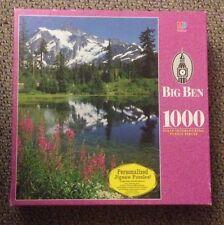 Big Ben 1000 Piece Puzzle - Mount Shuckson  WA