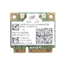 Intel Centrino 2230 Mini PCI Express Wi-Fi/Bluetooth Combo Adapter- 2230BNHMW