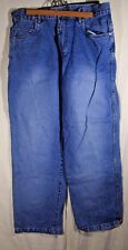 ~ PHAT FARM ~ Men's size 36 / 33 ~ Baggy Loose ~ Hip Hop ~ Jeans MENS ~ MINT ~