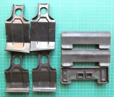 THULE SQUARE ROOF BAR- FOUR END BRACKETS 359-361 and THREE RUBBER FEET 76