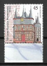 Bund Mi.Nr. 2713** (2009) postfrisch/500 Jahre Rathaus Frankenberg (Eder)