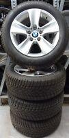4 BMW Winterräder Styling 327 225/55 R17 BMW 5er F10 F11 6er F06 F12 6790172 RDK
