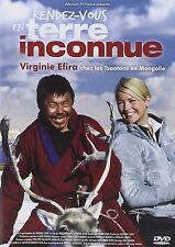 Rendez-vous en terre inconnue: Virginie Efira chez les Tsaatans en Mongolie -DVD