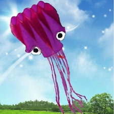 5M Large Octopus Parafoil Kite with Handle & String  Summer Kite special