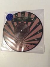 "Elvis Presley US EP COLLECTION VOL 3 10"" PICTURE DISC NEW 5036408201126 Ltd Edn"
