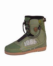 Jobe EVO Sneakers Morph Mens Green EU 38 UK 5 Wakeboard Bindings Boots Jetski