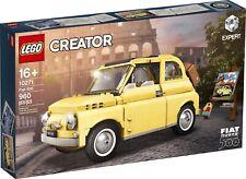 LEGO CREATOR 10271 Fiat Nuova 500 (960pcs) New And Sealed (US - Ships Free)