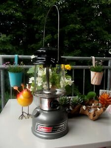 Original Coleman Powerhouse Mod.295 Benzinlampe, Dachbodenfund, Angeln