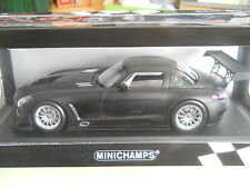 MINICHAMPS MERCEDES BENZ SLS AMG GT3 LIMITED EDITION 1 OF 1800 1:18