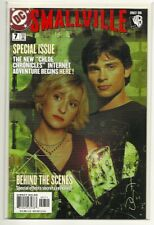SMALLVILLE 7! NM! ALLISON MACK COVER!