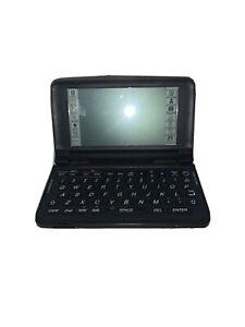 Sharp Zaurus  ZR-5700 PDA Personal Electronic Organizer With Stylus Need Battery
