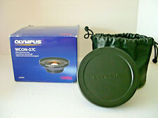 Olympus WCON -07C Wide Conversion Lens 0.7x Use with Olympus C-5060 Wide Zoom