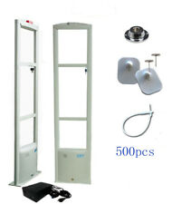 EAS Security System Store Checkpoint Anti Theft Door Shop