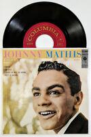 Johnny Mathis Vol.2 45 RPM EP Columbia B-8872