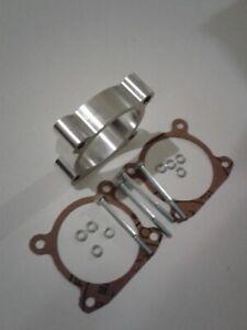fits NISSAN Titan Armada QX56 QX80 5.6L Throttle Body Spacer 04-20 (FITS 5.6L)