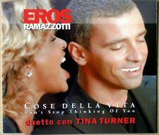 Eros Ramazotti duetto con Tina Turner - Cose della vita - 3 Track CD