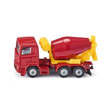 Siku 0813 Scania LKW Betonmischer rot (Blister) NEU! °