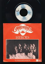 Commodores - Heroes - Funky Situation - HOLLAND