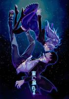 Darker Than Then Black Doujinshi Comic Hei x Yin To Drown in Space Milk Price