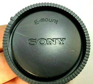 Rear Lens Cap protective Cover for Sony E mount ILCE 16-50mm f3.5-5.6 18-55mm