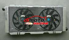 New ListingFor Lotus Elise Exige Series 1/2 1994-2010 Vauxhall Vx220 50Mm Alu Radiator +Fan (Fits: Lotus Elise)