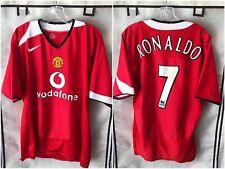 Manchester United 2004/06 Home Soccer Jersey Cristiano Ronaldo XL Nike