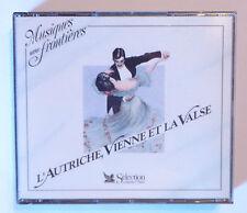 COFFRET 3 CD / L'AUTRICHE , VIENNE ET LA VALSE - SELECTION DU READER'S DIGEST