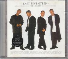 East Seventeen Around the world hit singles CD