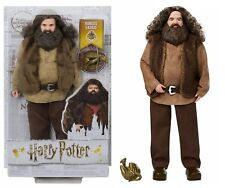 """Harry Potter Rubeus Hagrid Collectible Doll 12"""" with Dragon Accessory NEW 2020"""