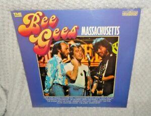 "The Bee Gees Massachusetts 12"" LP Vinyl Record"