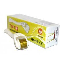 TMT 540 Needles Golden Derma Micro Needle Skin Roller 1mm Scars,Acne Cellulite