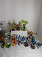 19 Skylanders Lot Bundle Spyros Adventure Giants Swap Force Trap Team👾 portal