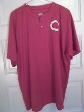 Cincinnati Reds Jersey #44 shirt adult Men's Xl Red Augusta sportswear moisture