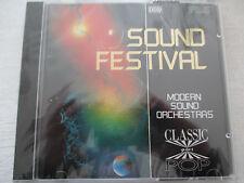 Modern Sound Orchestras Sound Festival Pop goes Classic - CD Neu & OVP NEW
