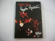 JANE'S ADDICTION - THREE DAYS - DVD PAL PERFECT CONDITION