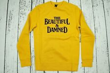 G-Eazy H&M Collab Sweatshirt - Yellow- Size L - NEVER RELEASED (VERY RARE)
