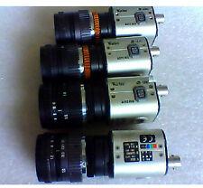 WATEC WAT-250D Digital CCD Color Camera Head WAT250D 12mm Lens1pcs