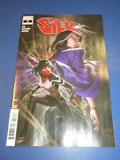 Silk #3 1st Saya Ishii NM Gem Wow