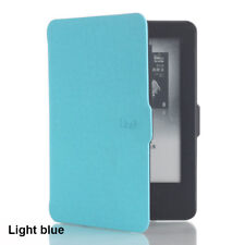 Fashion Magnetic Wake /Sleep PU Leather Case Cover For Amazon Kindle Paperwhite
