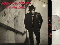 GARY U.S. BONDS on the line (UK Original) LP EX/EX Classic Rock, AML 3022, 1982