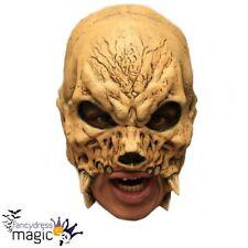 Cráneos Esqueleto Calavera Evil Demonio Halloween Terror Sin Mentón