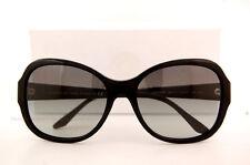 bc21be7bc80 Brand New VERSACE Sunglasses VE 4259 GB1 11 BLACK GREY Women 100% Authentic
