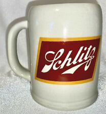 New listing Schlitz Beer Mug Stein Tankard Vintage Euc Excellent Condition