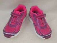 "Saucony ""G Baby Ride"" Little Girls Sneakers, Pink/Purple Size 11 Extra Wide"