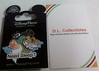 Disney Snow White and the Seven Dwarfs Cast Exclusive Need Sleep - Sleepy Pin