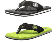 Flip Flops Slip On Textile Sandals & Beach Shoes for Men