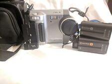 Sony Fd Mavica Mvc-Fd75 0.4Mp Digital Floppy Camera 10X no cord Untested As Is
